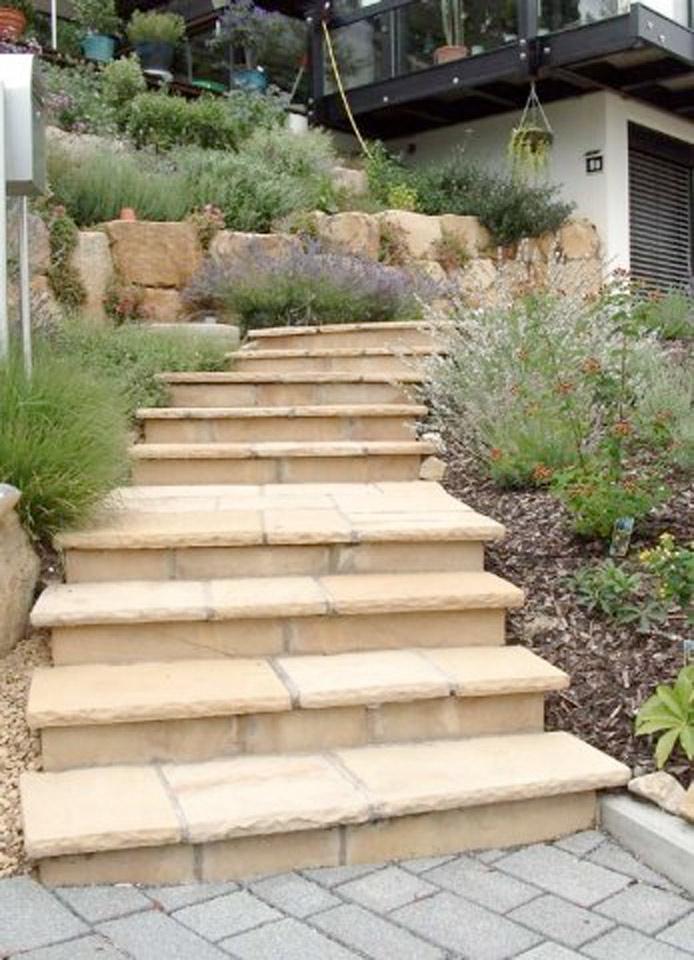Treppe prellberg gartengestaltung gmbh for Gartengestaltung treppe